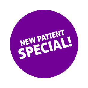 chiropractor special offer near me